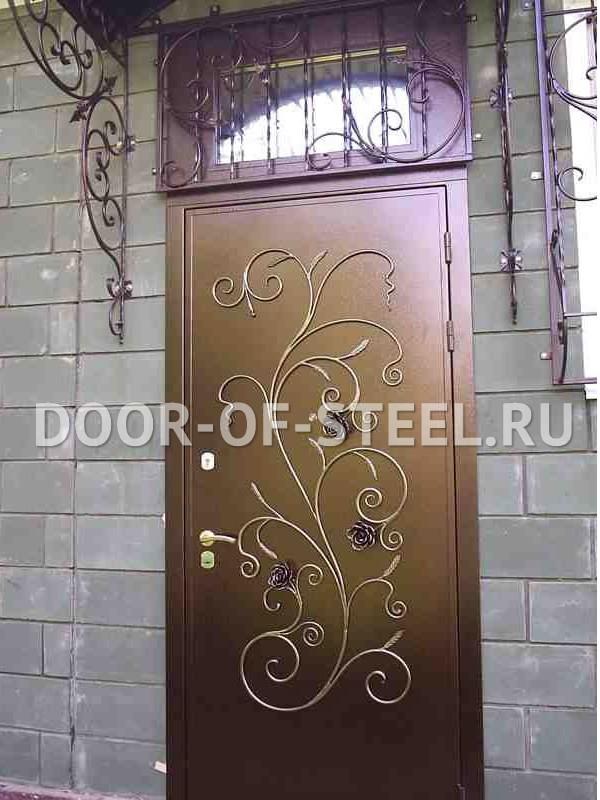 железные двер
