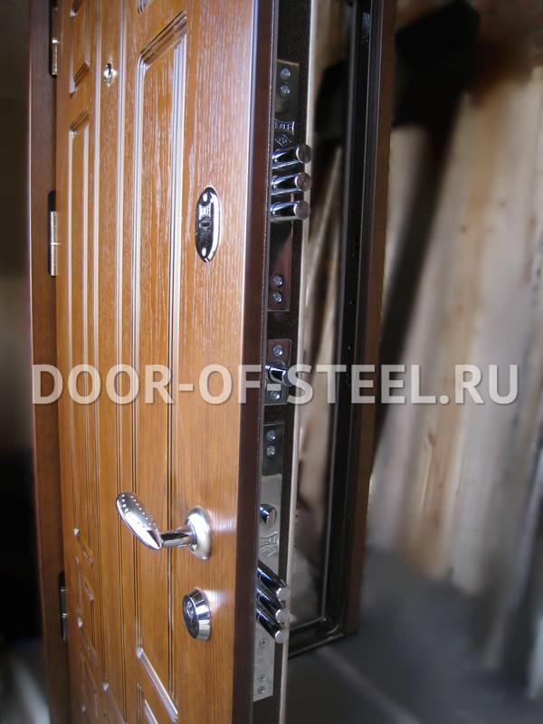 стальная дверь смотреть