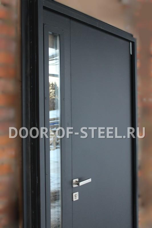 Металлические двери клинские