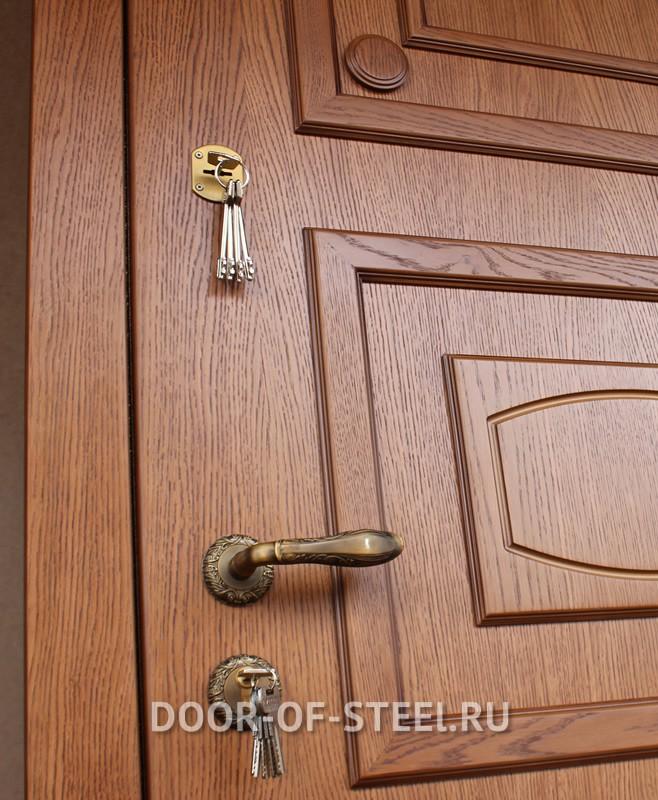 дверь входная металлическая в частный дом климовск