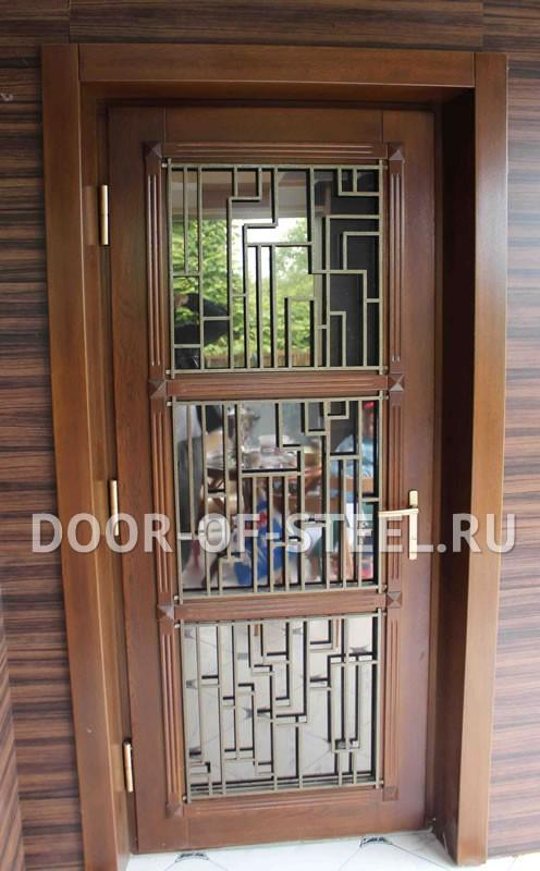 двери входная стеклопакет
