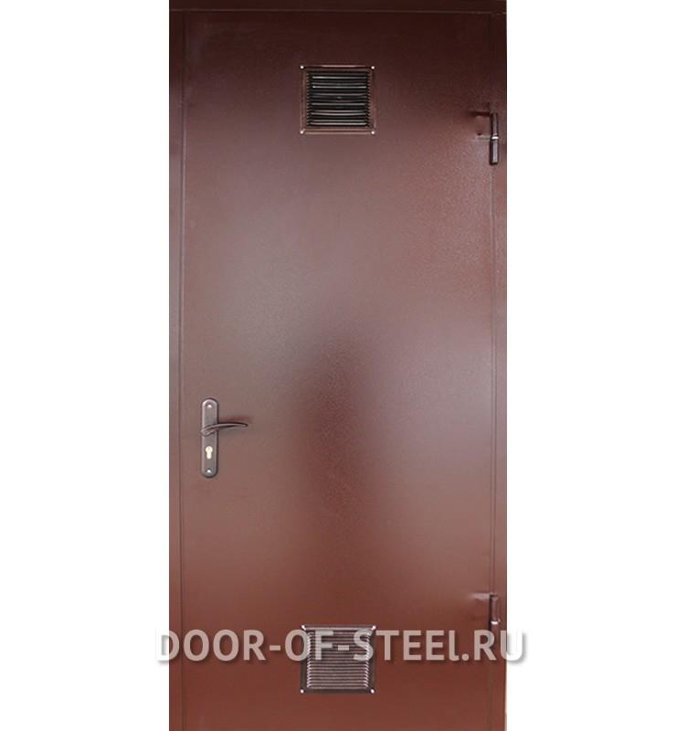 дверь металлическая талдом