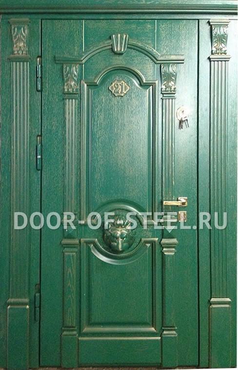 купить входную дверь в щёлково с установкой