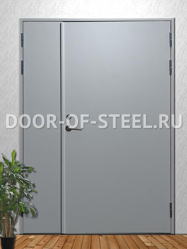 дверь стальная нитроэмаль