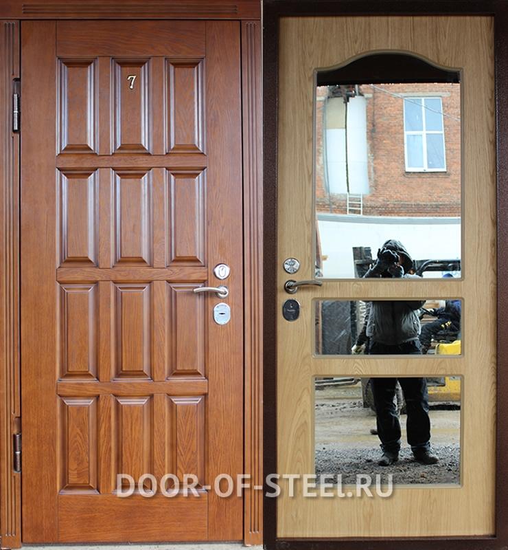 стоимость металлических дверей в подольске