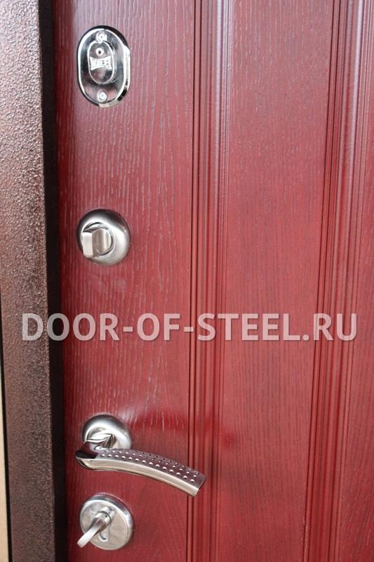 двери входные недорогие с порошковым напылением